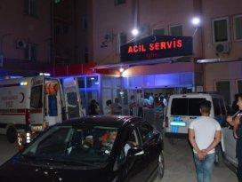 Tokatta kavgaya müdahale eden polislere saldırı