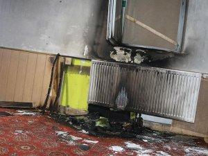 Avusturyada camiye saldırı