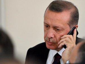 Erdoğandan Altın Kız Ayşe Begüme tebrik telefonu