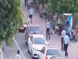 Antalyada sokak ortasında pompalı dehşet
