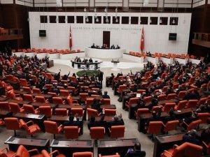 Mecliste küfür ve hakarete para cezası önerisi