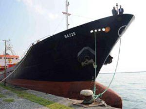 Gemiler Gazzeye tekbirlerle uğurlandı