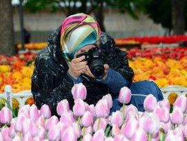 """""""Çiçek gibi Konya"""" yarışması ilgi görüyor"""