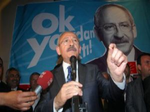 CHPde Kılıçdaroğlu hüsranı yaşanıyor