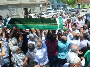 Ahmet Saim Arıtan son yolculuğuna uğurlandı
