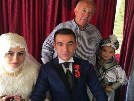 Ahmet Tuncerin mutlu günü
