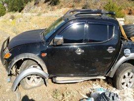 Derebucakta trafik kazası: 2 yaralı