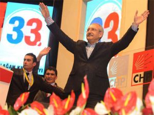 CHPde Kılıçdaroğlu devri başladı