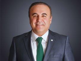 Ahmet Baydar teşekkür etti