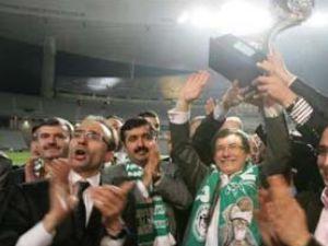 Ahmet Davutoğlu;Konyaspor için iyi sonuçlar dilerim