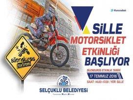 Türkiye'nin ilk ve tek Enduro Sokak Etkinliği Sille'de başlıyor