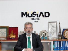 MÜSİAD Konya Şubesinden darbe girişimine tepki