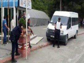 Trabzonda emniyet müdürlüğüne saldırı!