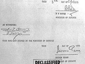 İsraili yakacak belge
