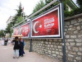 Beyşehirde 'demokrasi' seferberliği