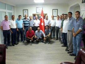 Sivil Toplum Kuruşlarından darbe girişime tepki