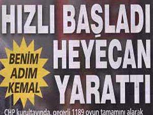 CHP medyasının Kılıçdaroğlu aşkı!
