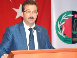 Konya Vali Yardımcısı ve Eski Baro Başkanı tutuklandı