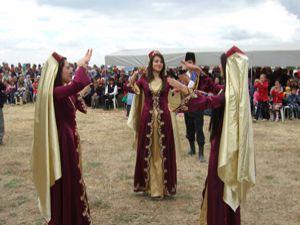 Tatarlardan Konyada coşkulu şölen
