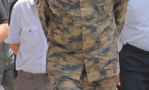 Konya'da gözaltına alınan 16 askerden 12'si tutuklandı