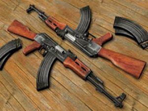 PKKnın gizli deposu bulundu