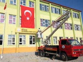 Kapatılan FETÖ'nün okulu, Kız Anadolu İmam Hatip Lisesi'ne dönüştü
