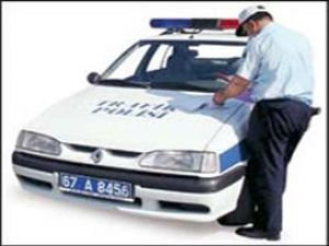 Sürücünün arkasından ceza kesilmeyecek!