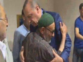 Erdoğan acı haberi alınca gece yarısı hastaneye gitti