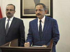 Bakan Özhaseki: Sinek vızıltısı gibi kaldı