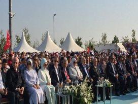 Erdoğandan protokol fotoğrafı