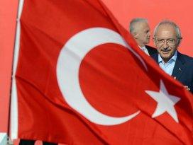 Kılıçdaroğlu Yenikapıda 12 madde açıkladı