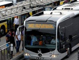 İstanbulda ücretsiz ulaşım süresi uzatıldı