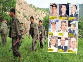 FETÖnün askeleri PKKya sığındı