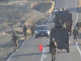 Şırnakta teröristler önce EYP patlattı, sonra da taradı: 5 şehit, 8 yaralı
