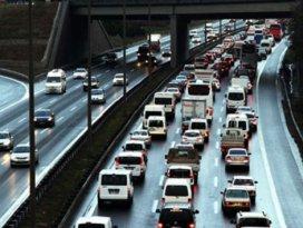 Konyada trafiğinde artış sürüyor! İşte son rakamlar
