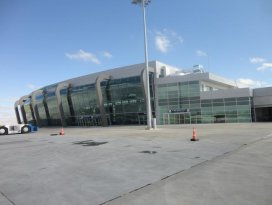 Konya Havalimanında gece uçuşları başladı
