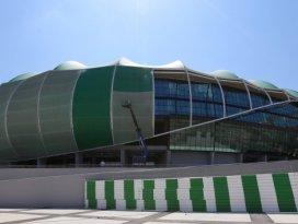 Timsah Arena'da merakla beklenen üretim başladı