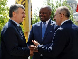 Ruanda ile ticari ilişkiler gelişecek