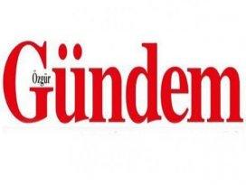 Özgür Gündem gazetesi geçici olarak kapatıldı