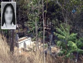 Tuvalette doğurdu, babasının mezarına gömdü