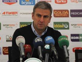 Hamzaoğlu: Transfer sezonunu kapattık
