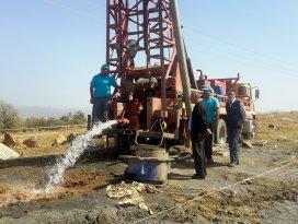 Konyada su sorunu yaşayan yerleşim yerleri sağlıklı suya kavuşuyor