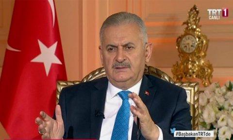 Başbakan Yıldırım: Üst aklın bir elinde FETÖ bir elinde PKK var
