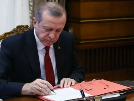 Cumhurbaşkanı Erdoğan, o kanunu onayladı