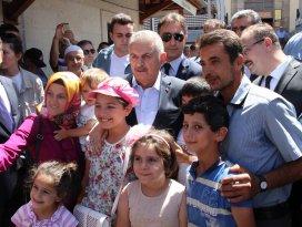 Başbakan Yıldırım, Mevlana Müzesini ziyaret etti