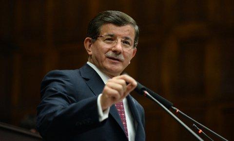 Davutoğlu: Operasyon Gaziantep'teki barbarca saldırıya da cevap