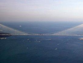 Yavuz Sultan Selim Köprüsü, yarın açılacak