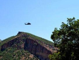Erzurum'da askere roketatarlı saldırı