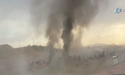 Cizrede patlama: 11 şehit, 78 yaralı