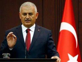 Başbakan Yıldırımdan, terör operasyonlarında kararlılık vurgusu
